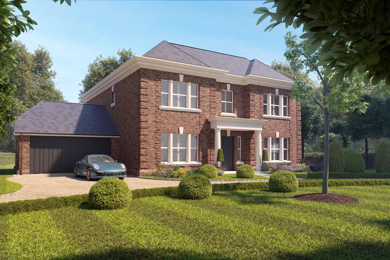 Baddington House, Oxshott, Surrey