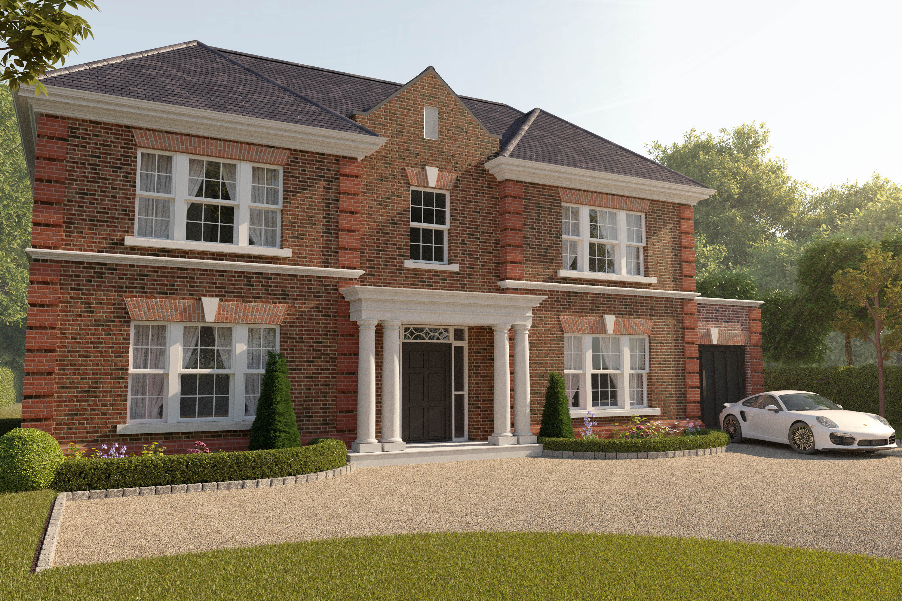 Sold: Alderney House, Oxshott, Surrey