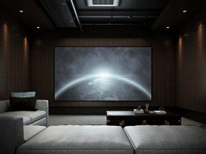luxury at home cinema