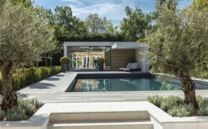 beautiful summer house and outdoor pool