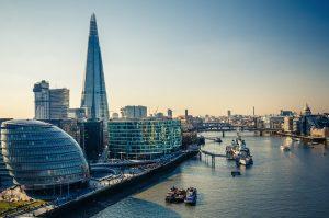 central london landscape