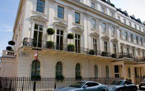 eaton square luxury london townhouse