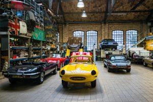 luxury home garage