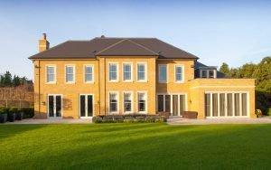 luxury home and garden