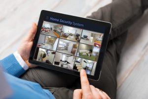 Security cameras smart home Aspire Luxury Properties