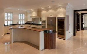 Bespoke Cabinetry in Luxury Kitchen